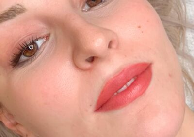 Lip pigmentatie